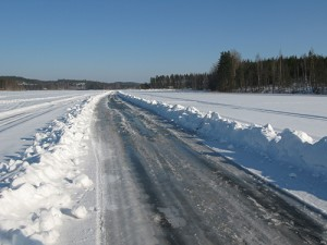M2M for ice road truckers