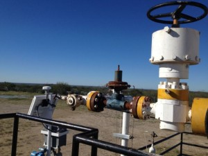 Remote Monitoring Satellite oil and gas