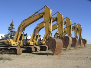 Heavy Equipment Management