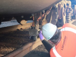 railcar monitoring with M2M