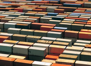 intermodal reefer containers