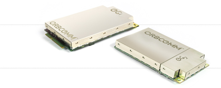 satellite modems for m2m applications