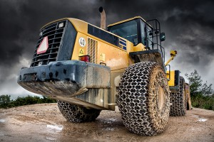 heavy equipment rental market