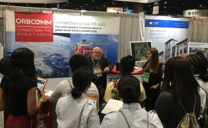 ORBCOMM AIS at GEOINT2016
