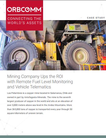 Mining telematics ROI case study