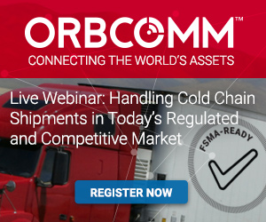 Cold chain logistics webinar