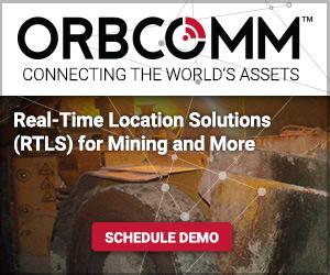 RTLS for mining