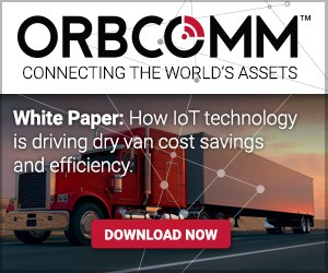 dry van tracking white paper