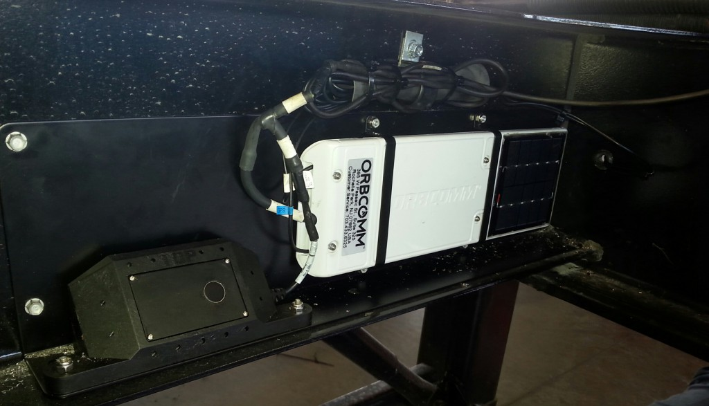 chassis tracking solution