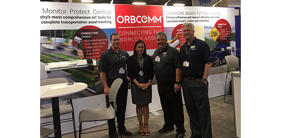 orbcomm booth