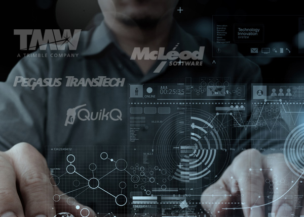 TMS system integration for ELDs
