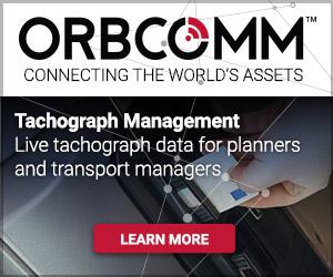 live tachograph data