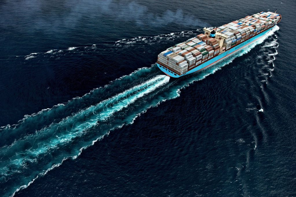 Maersk IoT telematics