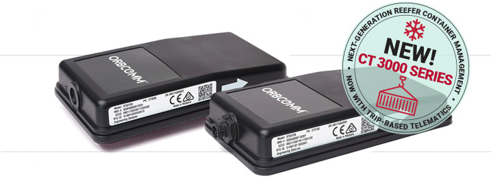 container tracking devices - CT 300 series