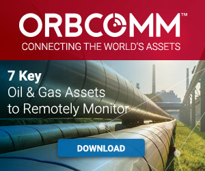 asset monitoring for oil & gas